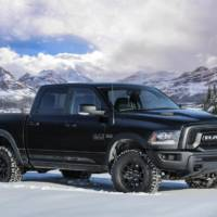 2017 Ram Rebel 1500 Black Edition unveiled