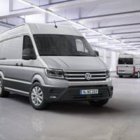 2017 Volkswagen Crafter UK pricing announced