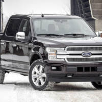 2018 Ford F-150 - Official pictures and details