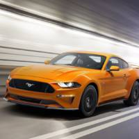 2018 Ford Mustang facelift - Official pictures and details