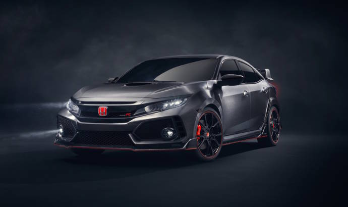 2018 Honda Civic Type R will have a CVT gearbox but no 4WD