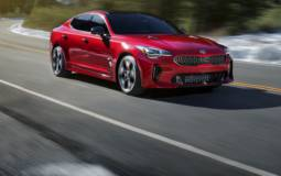 2018 Kia Stinger GT exterior front