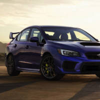 2018 Subaru WRX and WRX STI - Official pictures and details