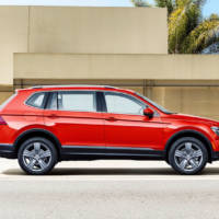 2018 Volkswagen Tiguan long-wheelbase unveiled in the US
