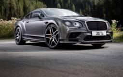 2018 Bentley Continental GT Supersports front exterior