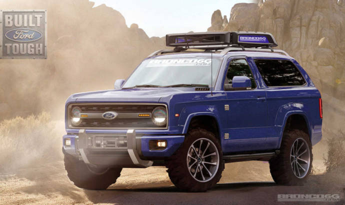2020 Ford Bronco - All the details we have