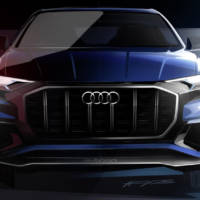 Audi Q8 e-tron Concept - Video teaser