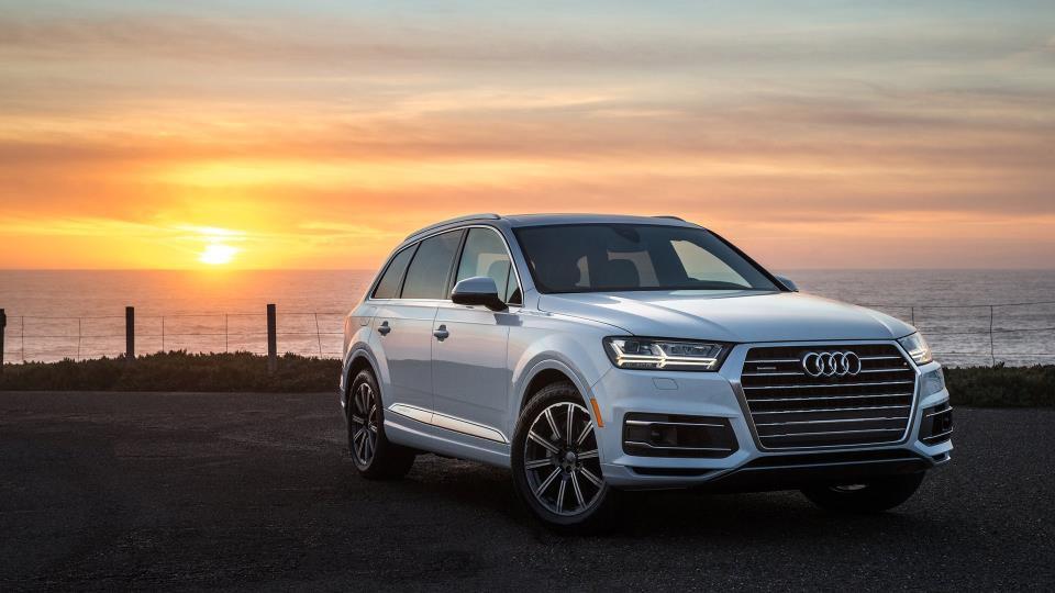 Audi scores US record sales in 2016