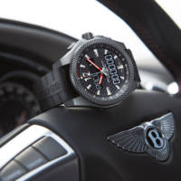 Breitling for Bentley Supersports B55 watch introduced