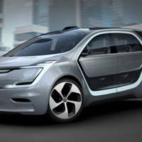 Chrysler Portal Concept unveiled at CES Las Vegas