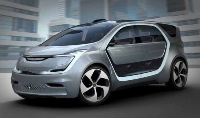 Chrysler Portal Concept unveiled at CES Las Vegas