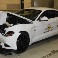 Ford Mustang - Only 2 EuroNCAP stars