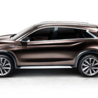 Infiniti QX50 Concept - First official pictures