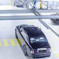 Last Rolls-Royce Phantom is a bespoke model