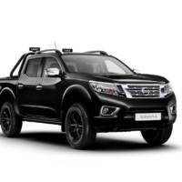 Nissan Navara Trek-1 launched in the UK