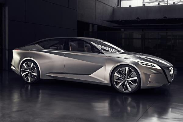 Nissan Vmotion 2.0 concept launched in Detroit