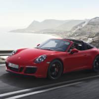 Porsche 911 GTS launched in NAIAS Detroit 2017