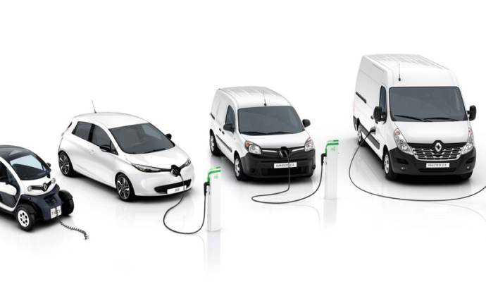 Renault extends its EV division with Master ZE and Kangoo ZE