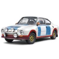 Skoda celebrates 40 years since its first Monte Carlo success