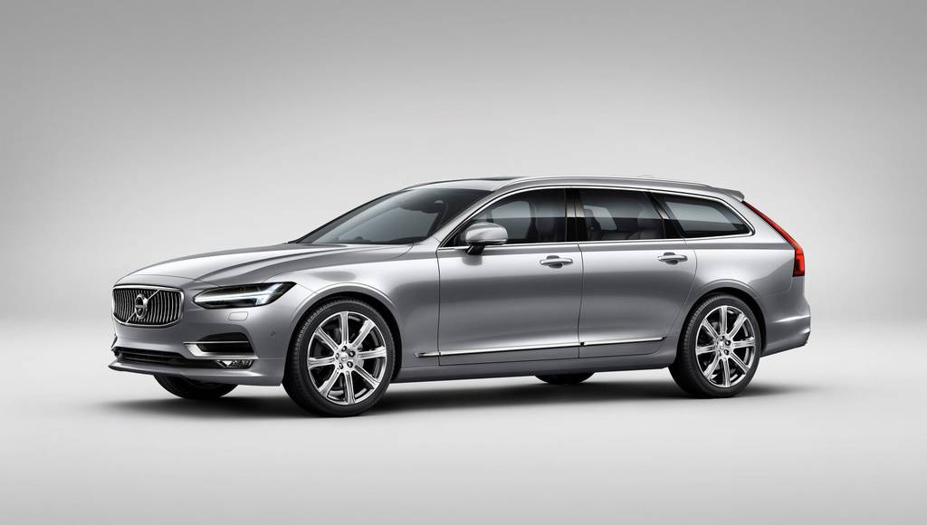 Volvo V90 reaches US market this spring