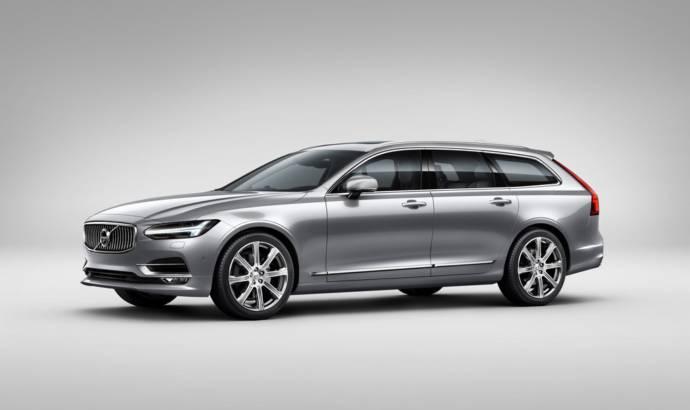Volvo V90 reaches US market this spring