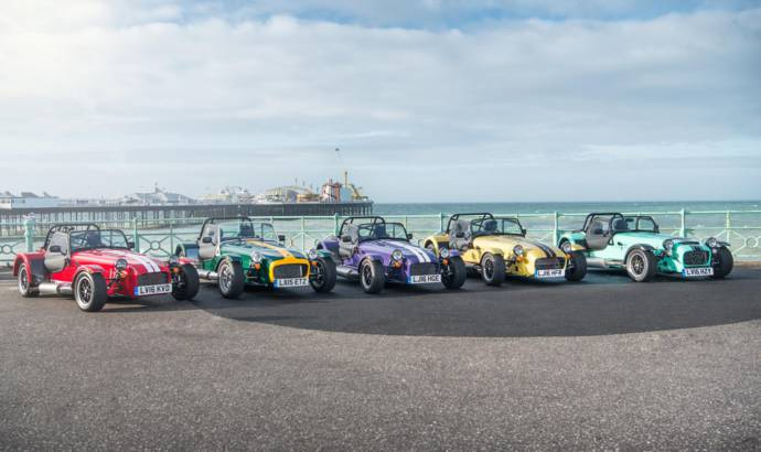 Caterham sold record numbers in 2016