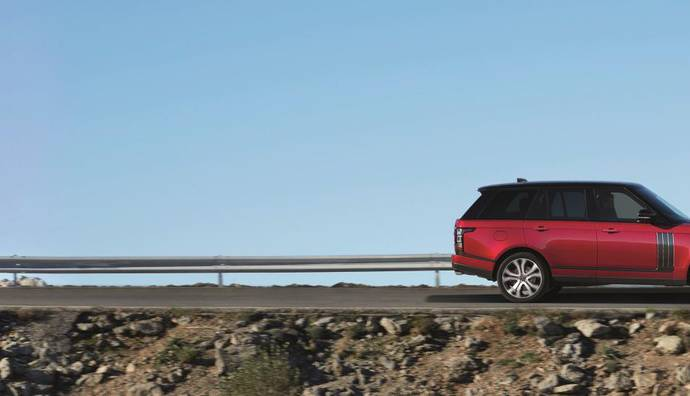 Range Rover SVAutobiography Dynamic launched in US