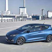 2017 Ford Fiesta ST - Official pictures and details