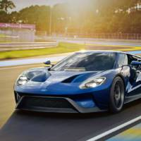 2017 Ford GT specifications announced