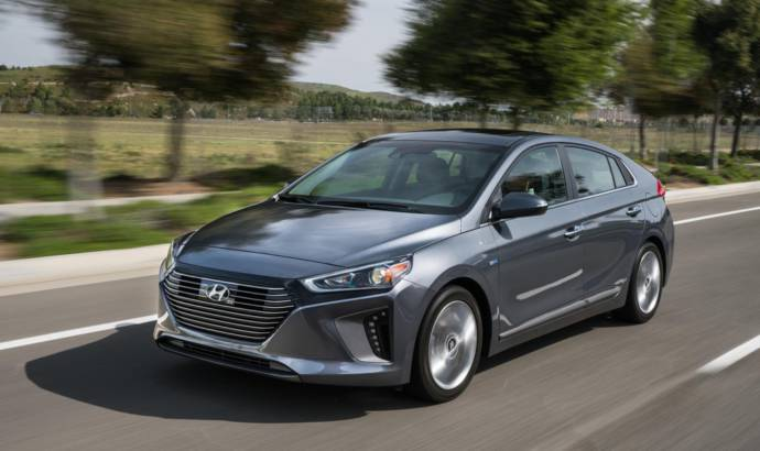 2017 Hyundai Ioniq US pricing announced