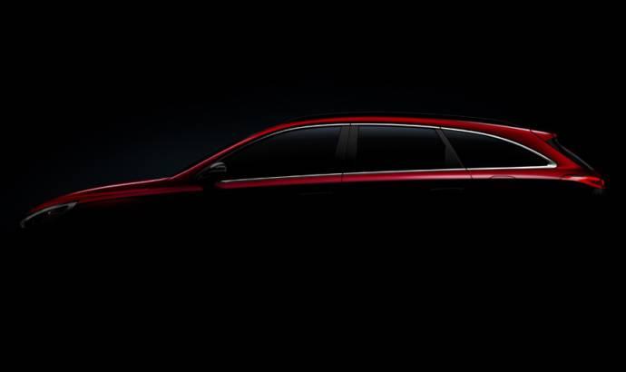 2017 Hyundai i30 Wagon teased ahead of its launch
