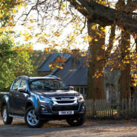 2017 Isuzu D-Max UK pricing announced