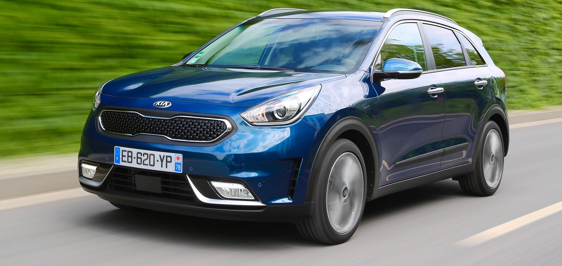 2017 Kia Niro battery interior exterior specs