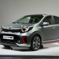 2017 Kia Picanto - New pictures and details