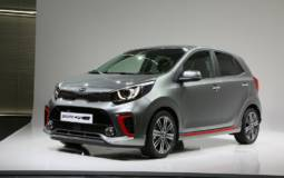2017 Kia Picanto gets detailed ahead of European debut
