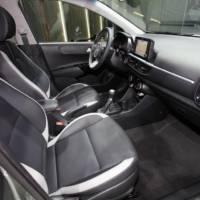 2017 Kia Picanto gets detailed ahead of European debut
