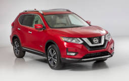 2017 Nissan Rogue Hybrid prices announced