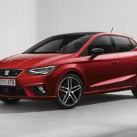 2017 Seat Ibiza official photos and details