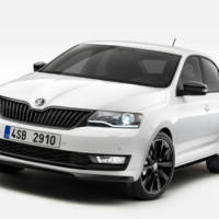 2017 Skoda Rapid facelift - Official pictures and details