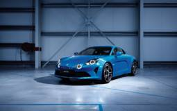 2018 Alpine A110 is here