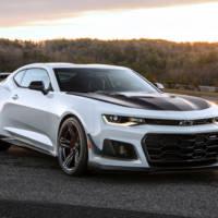 2018 Chevrolet Camaro ZL1 1LE introduced at Daytona 500