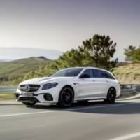 2018 Mercedes-AMG E63 Estate is here
