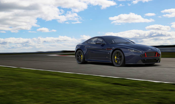 Aston Martin Vantage gets Red Bull Racing editions