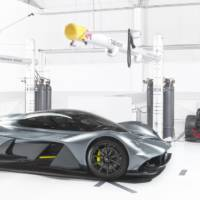 Aston Martin reveals the suppliers for its AM-RB 001