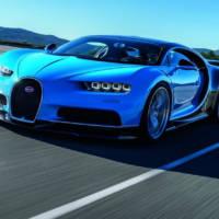 Bugatti Chiron can do 0-250-0 mph in under 60 seconds