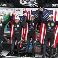 Cadillac wins Daytona 24 hours race