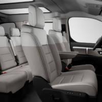 Citroen SpaceTourer 4X4 E Concept unveiled