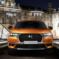 DS7 Crossback - Official pictures and details