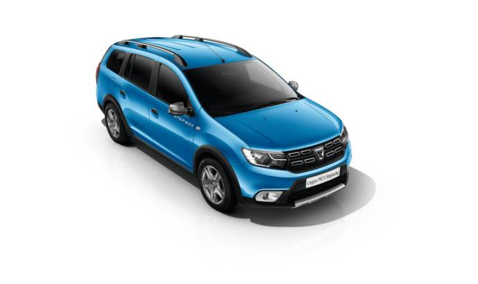 Dacia Logan MCV Stepway officially unveiled