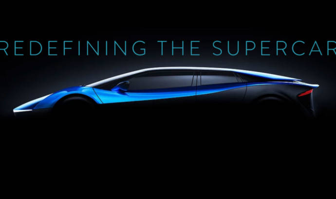 Elextra electric supercar can run from not to 100 km/h in just 2.3 seconds